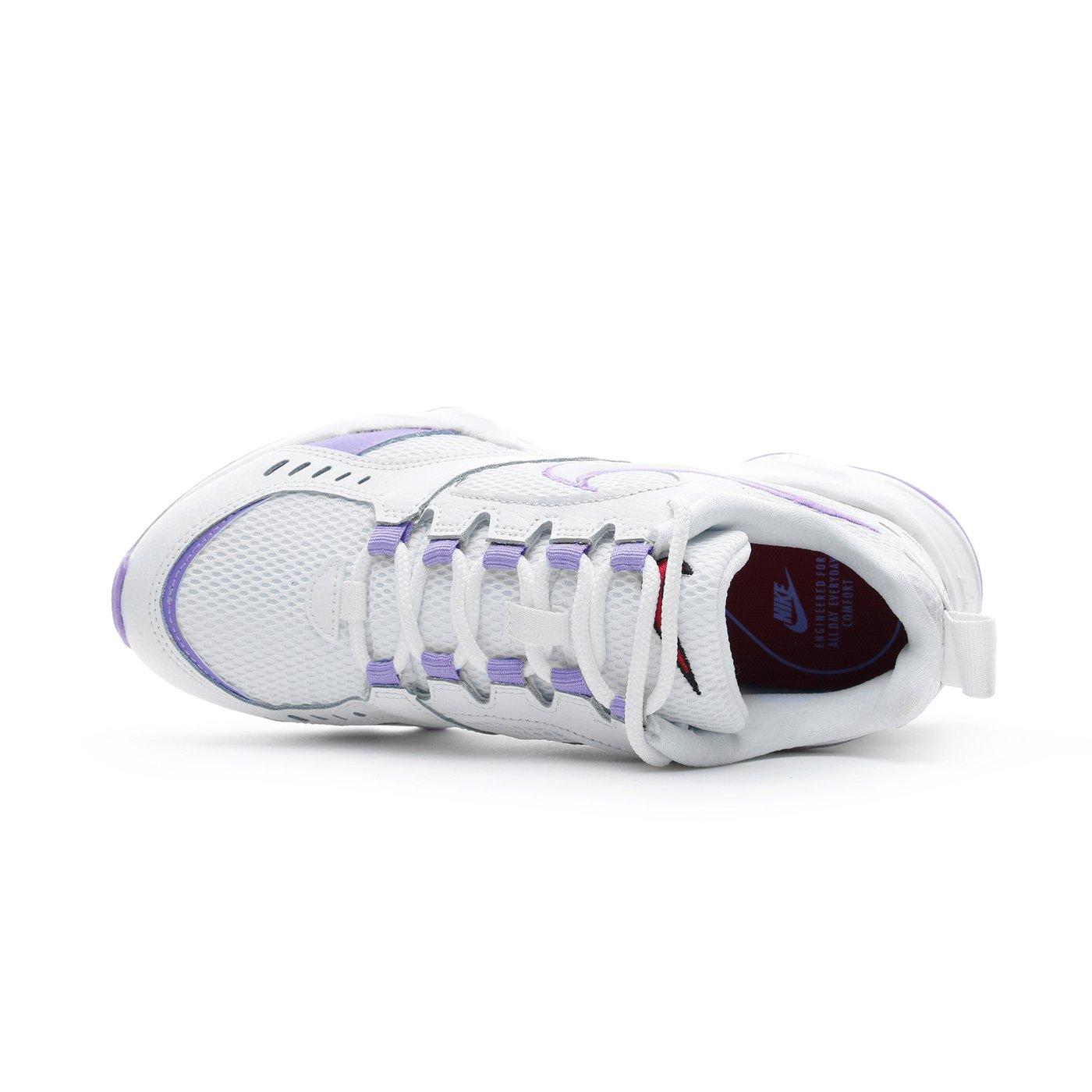 Nike Air Heights Beyaz - Mor Kadın Spor Ayakkabı