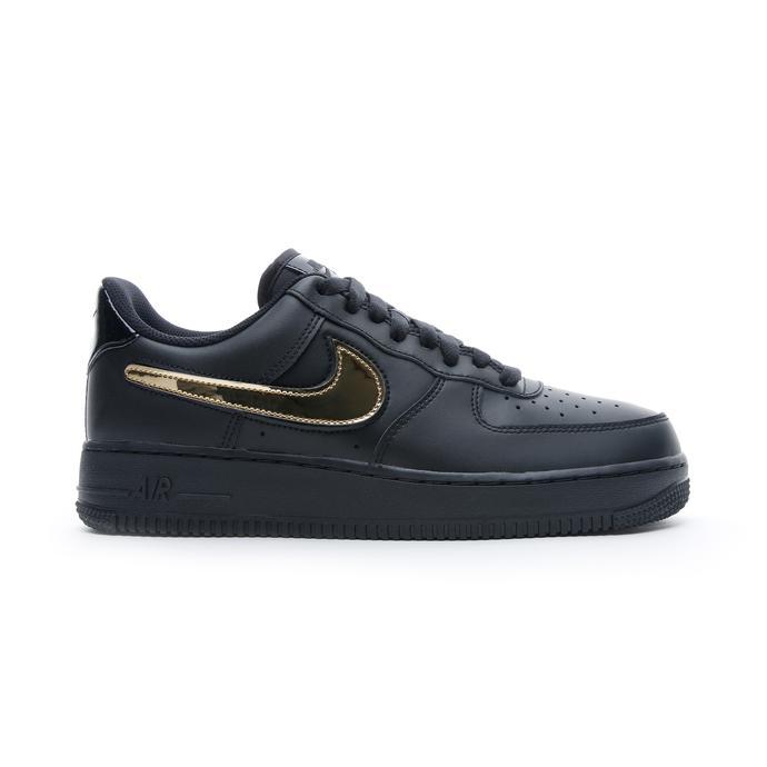 Nike Air Force 1 '07 Lv8 3 Siyah Erkek Spor Ayakkabı