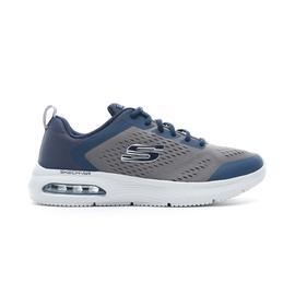 Skechers Dyna-Air Gri Erkek Spor Ayakkabı