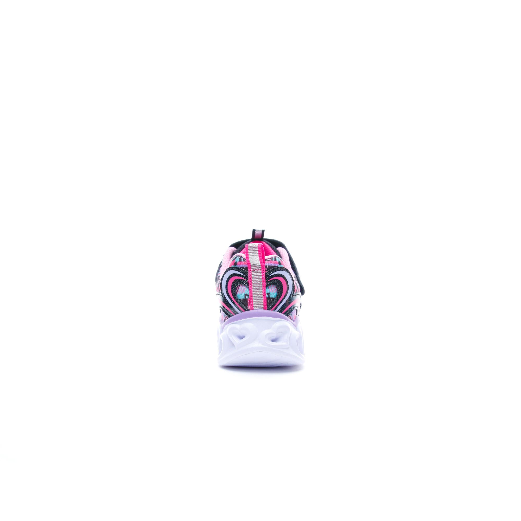Skechers Heart Lights Işıklı Pembe Çocuk Spor Ayakkabı