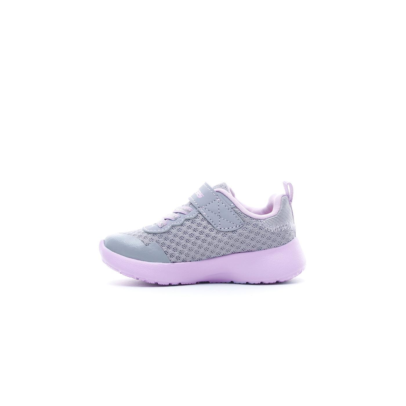 Skechers Dynamight Gri Bebek Spor Ayakkabı