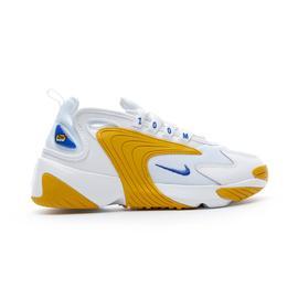 Nike Zoom 2K Kadın Beyaz - Sarı Spor Ayakkabı
