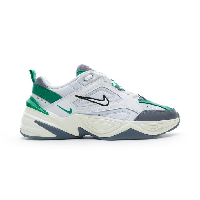 Nike M2K Tekno Beyaz - Yeşil Erkek Spor Ayakkabı