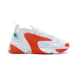 Nike Zoom 2K Kadın Beyaz - Turuncu Spor Ayakkabı
