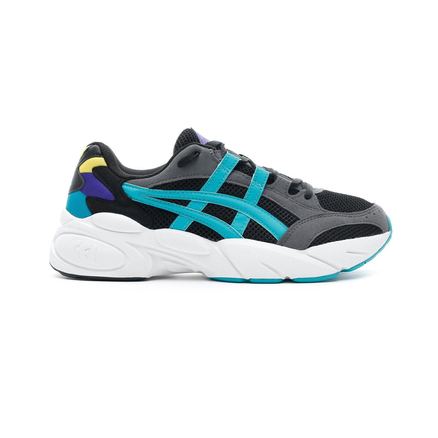 Asics Gel-BND Siyah - Mavi Erkek Spor Ayakkabı