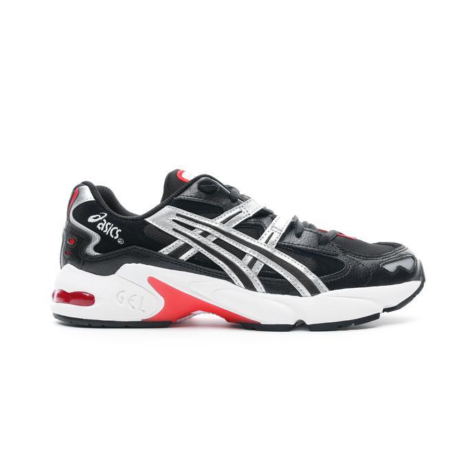 Asics Gel-Kayano 5 OG Siyah - Gümüş Unisex Spor Ayakkabı