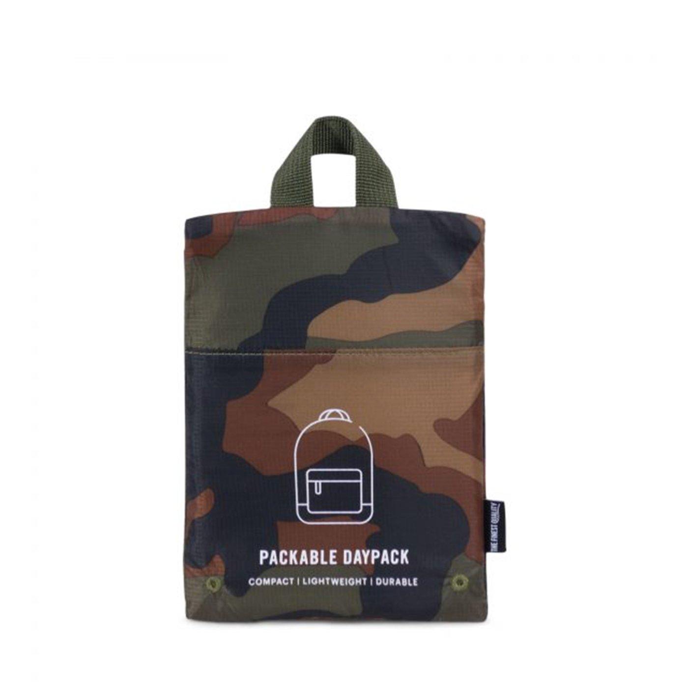 Herschel Packable Daypack Unisex Yeşil Çanta