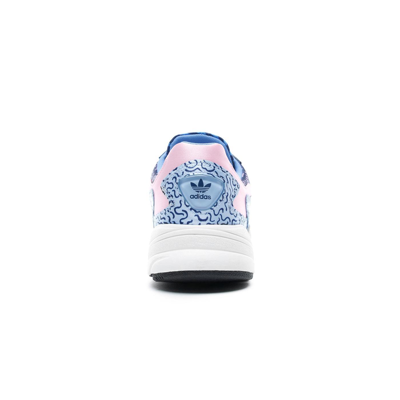 adidas Falcon Kadın Lacivert Spor Ayakkabı
