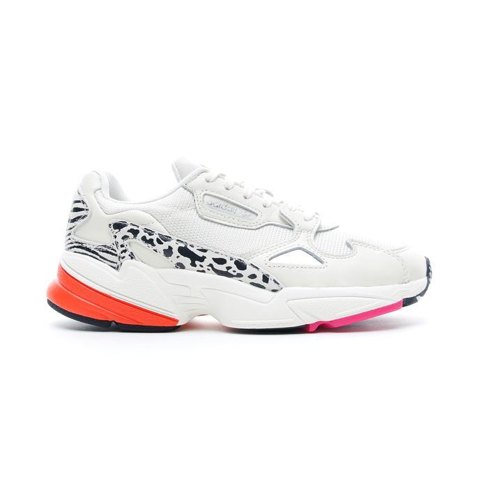 adidas Falcon Kadın Krem Spor Ayakkabı