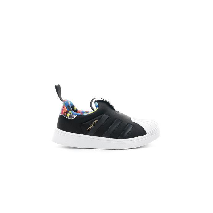 adidas Superstar 360 I Çocuk Siyah Spor Ayakkabı