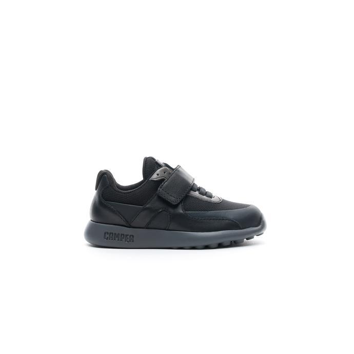 Camper Driftie Siyah Çocuk Spor Ayakkabı
