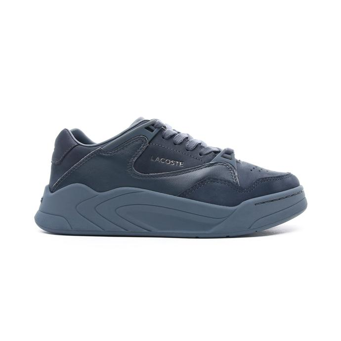 Lacoste Court Slam Kadın Koyu Gri Spor Ayakkabı