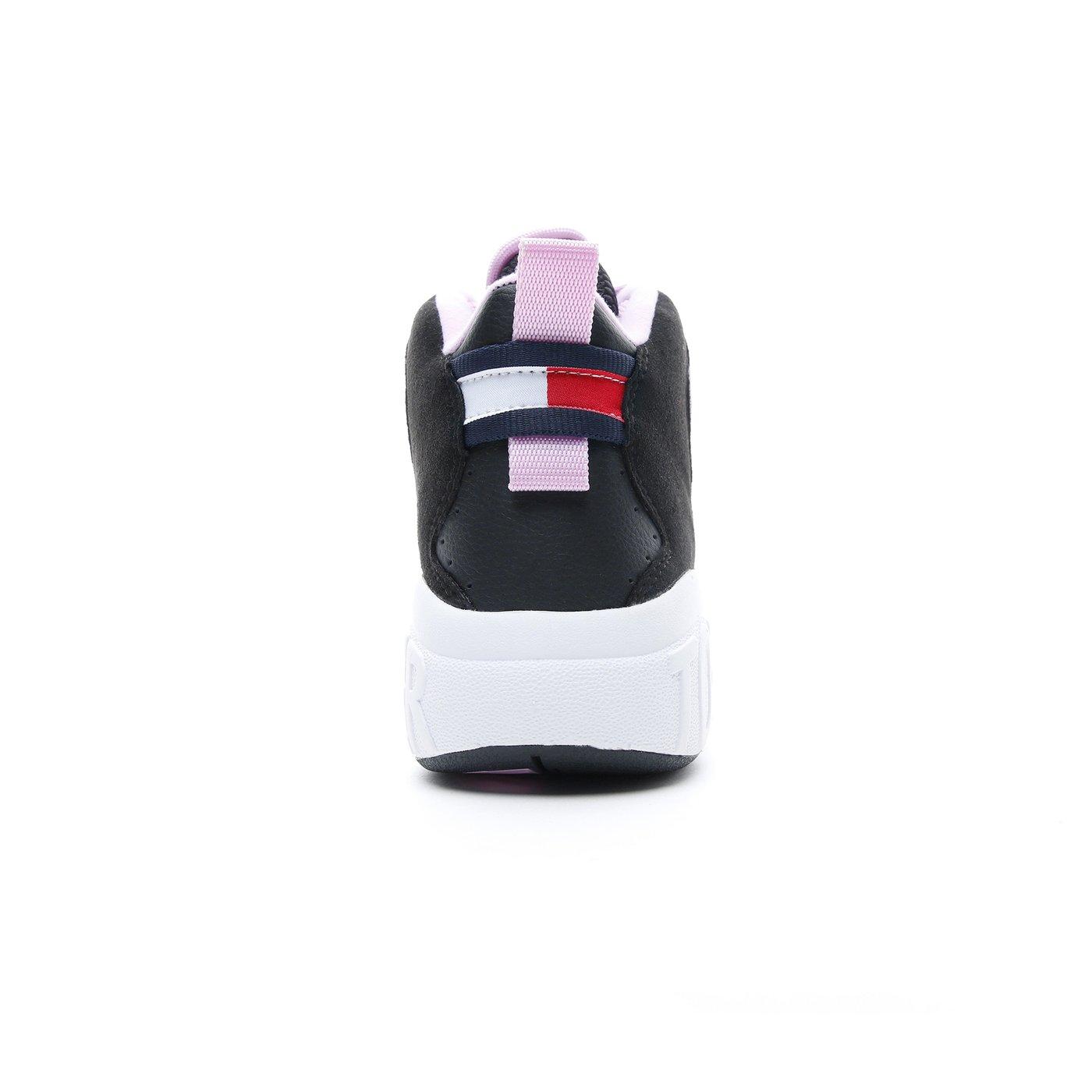 Tommy Hilfiger Heritage Kadın Siyah Spor Ayakkabı
