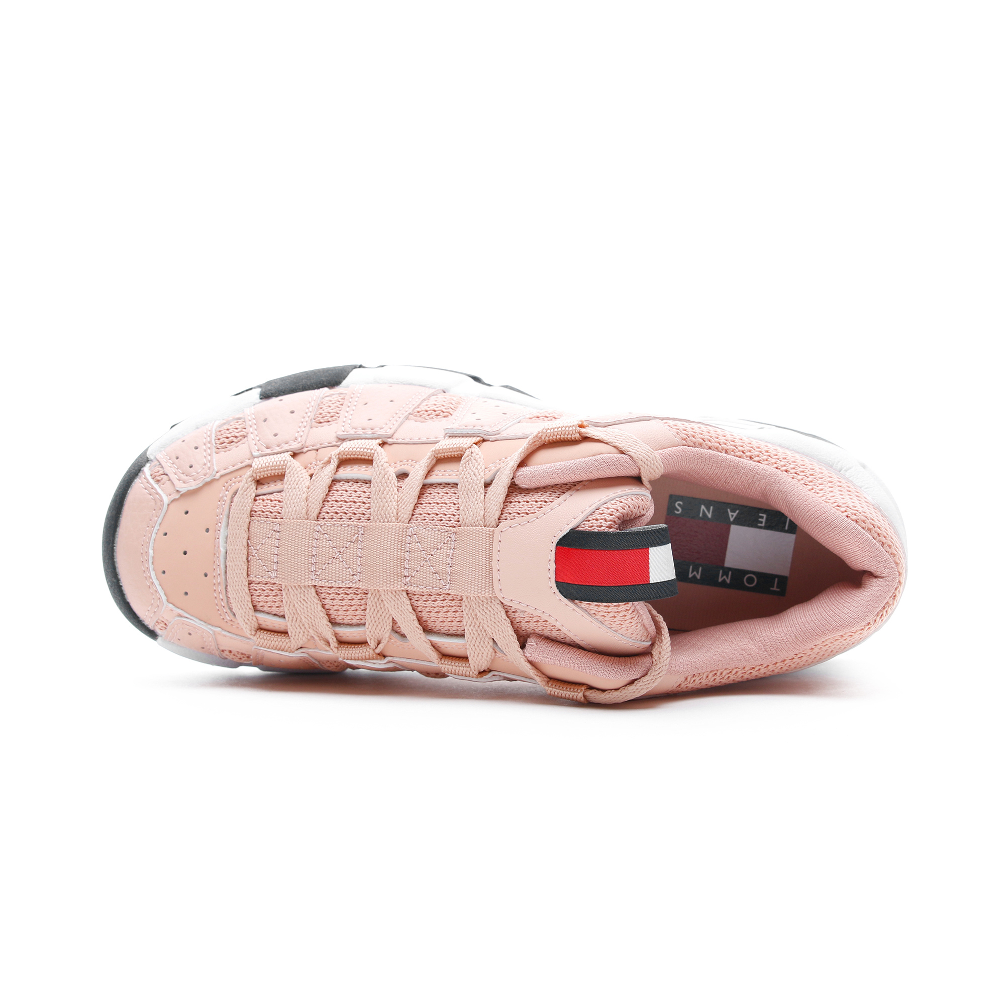 Tommy Hilfiger Heritage Chunky Kadın Pembe Spor Ayakkabı