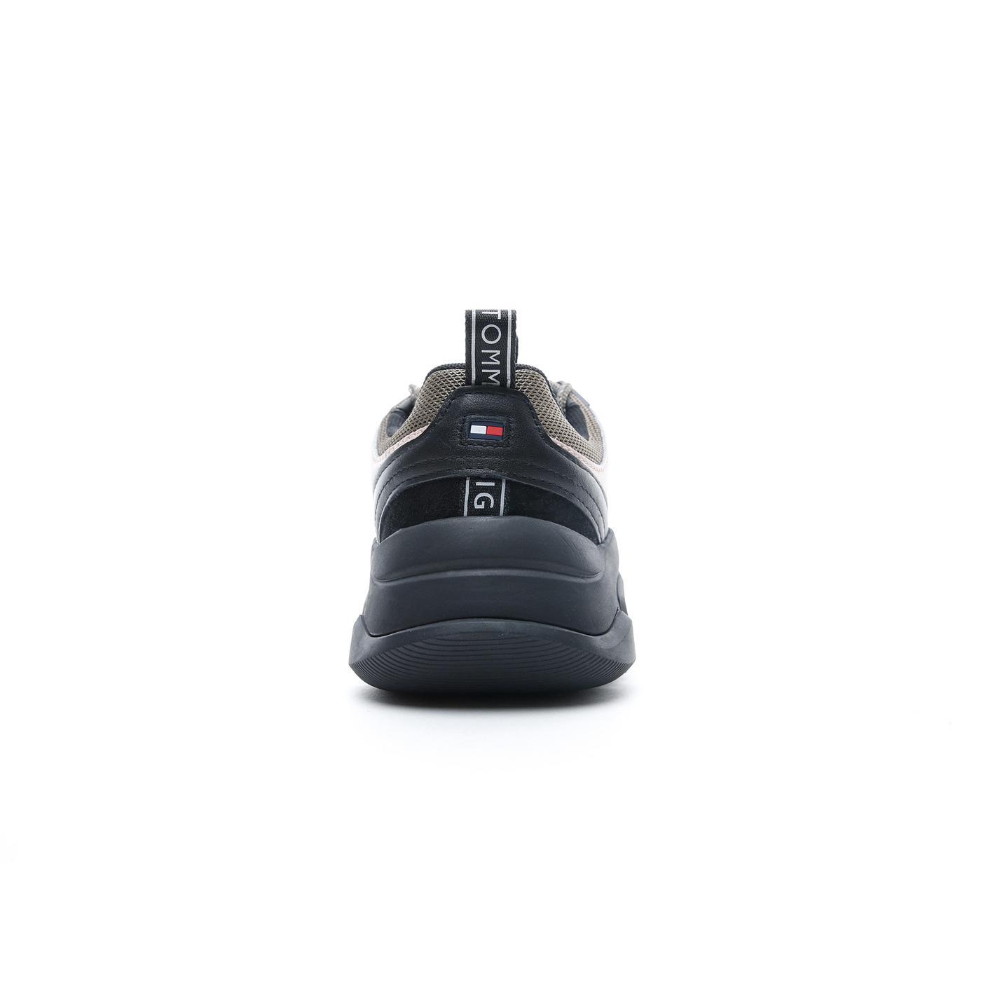 Tommy Hilfiger Cosy Chunky Kadın Lacivert Spor Ayakkabı