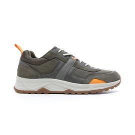 Tommy Hilfiger Fashion Mix Erkek Gri - Haki Spor Ayakkabı
