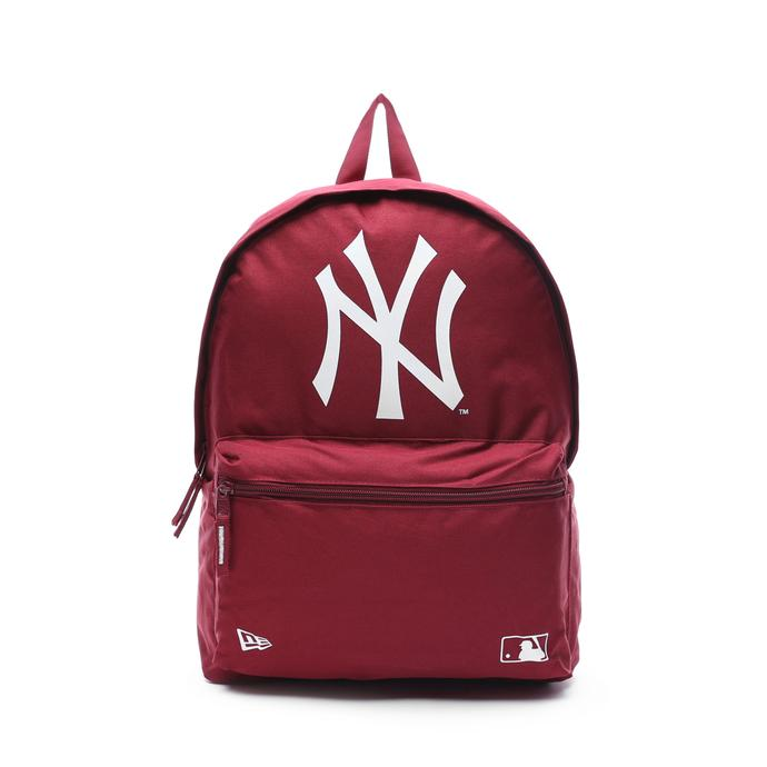 New Era New York Yankees Bordo Unisex Sırt Çantası