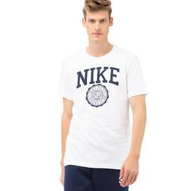 Nike Uni Athletic Erkek Beyaz Kısa Kollu T-Shirt