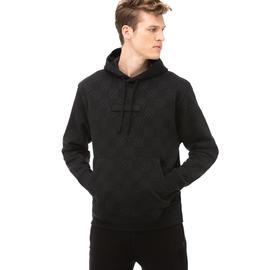 Nike Fleece Pullover Erkek Siyah Sweatshirt