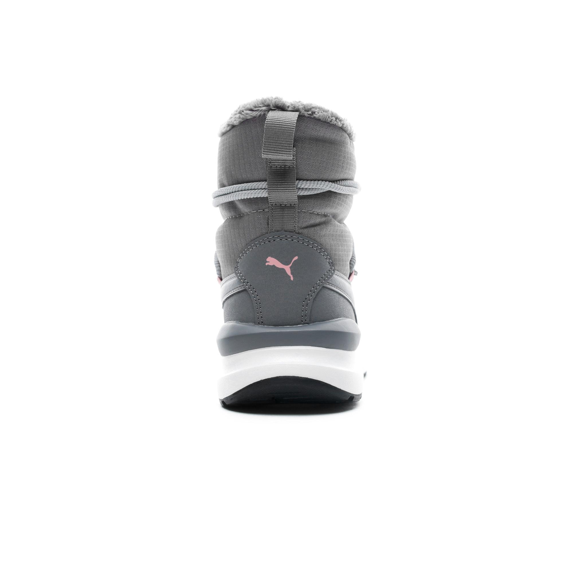 mărci recunoscute oficial aspect nou Puma Adela Winter Boot Kadın Gri Bot Kadin Bot & Çizme 3471123 ...