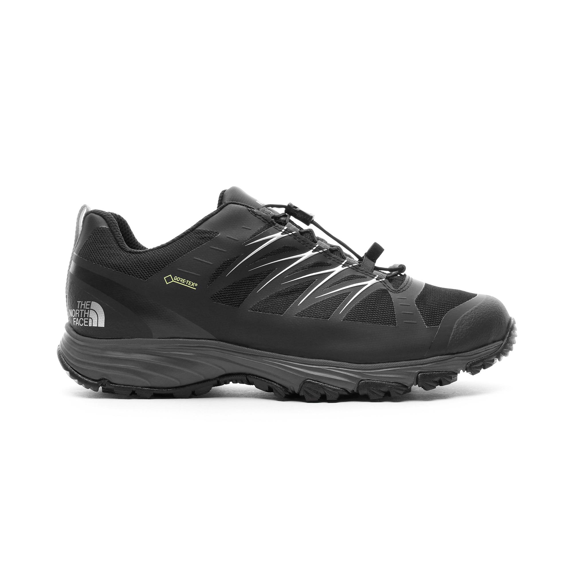 The North Face Erkek Venture Fastlace Gore-Tex® Siyah Doğa Yürüyüşü Ayakkabısı