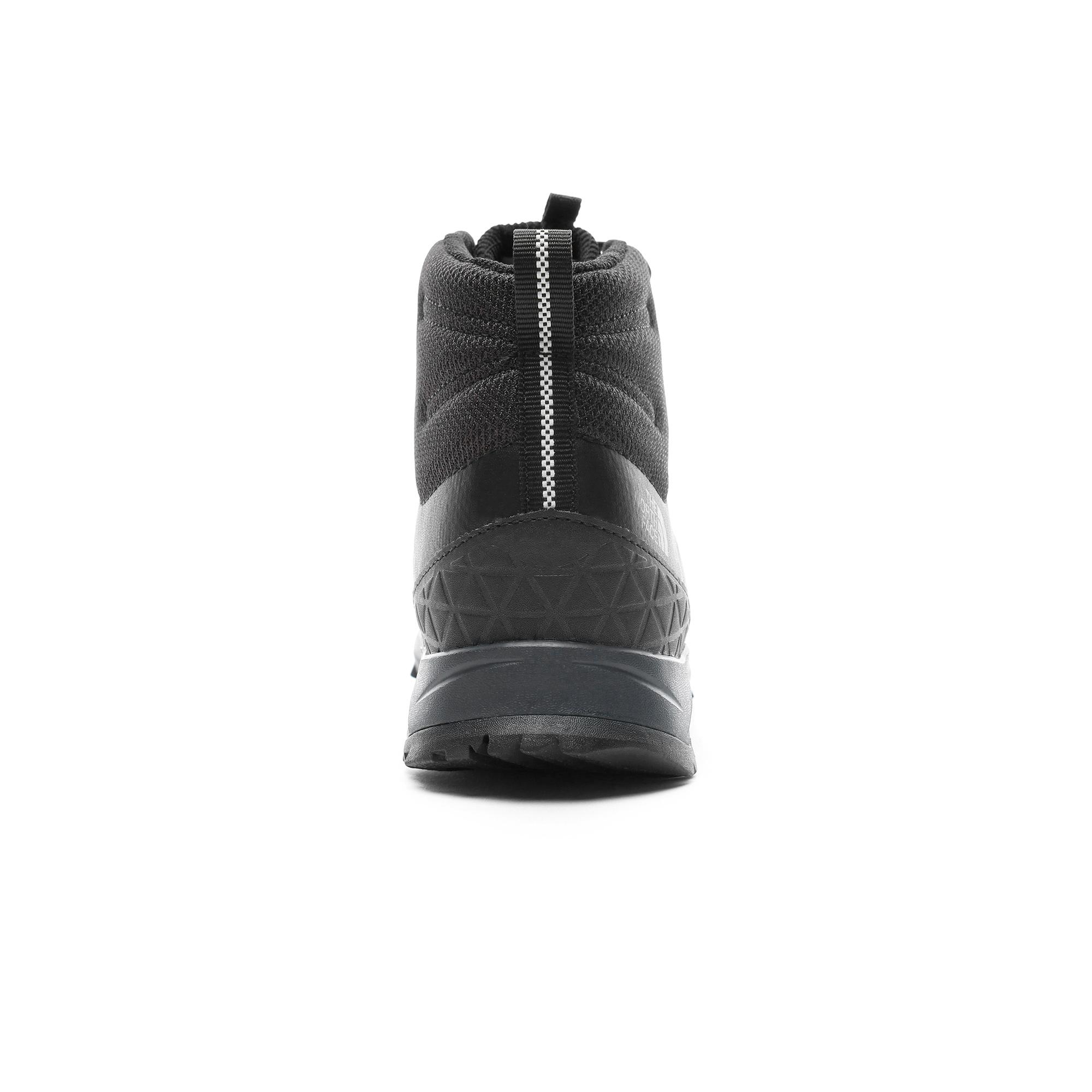 The North Face Erkek Litewave Fastpack II Mid Gore-Tex® Siyah Doğa Yürüyüşü Botu