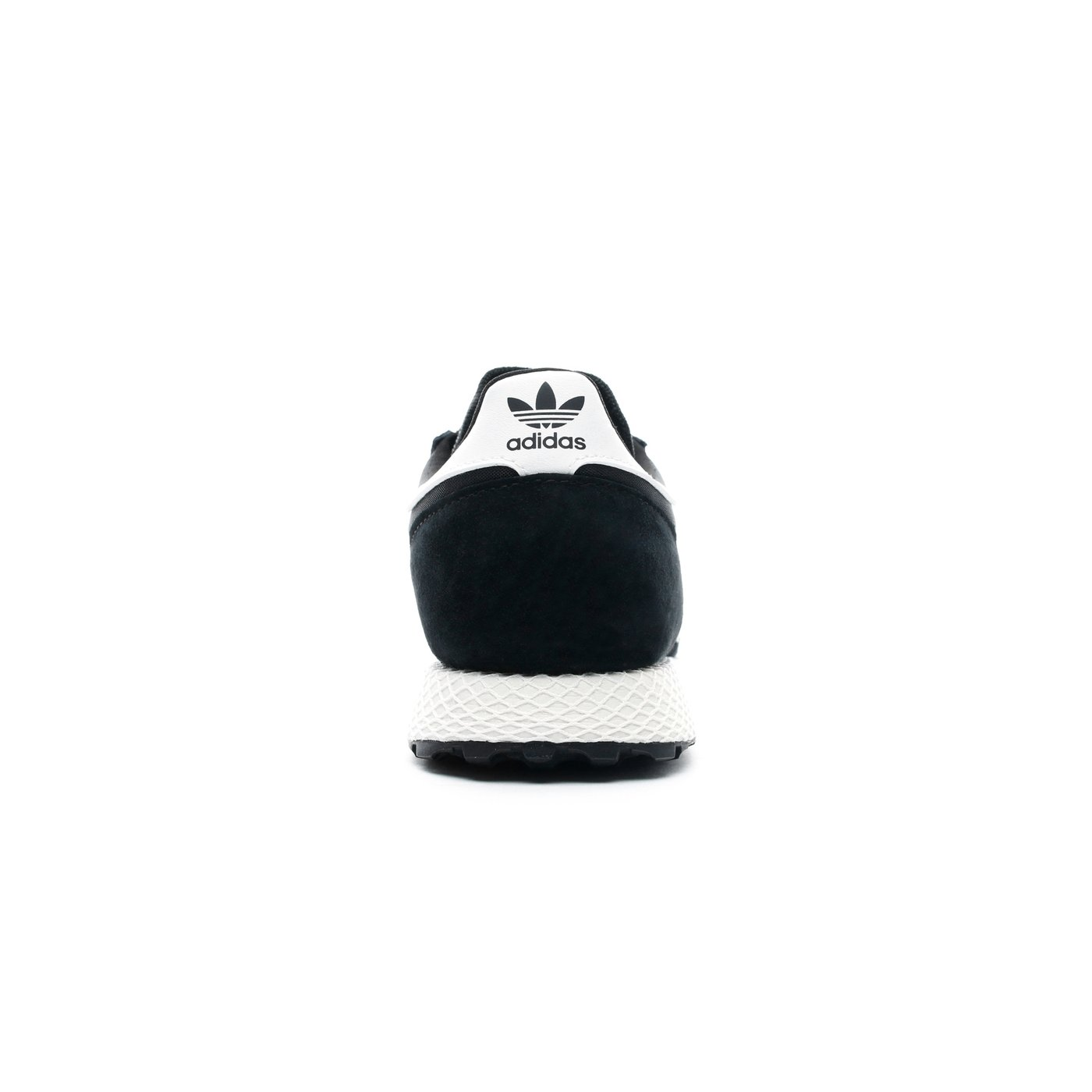 adidas Forest Grove Erkek Siyah Spor Ayakkabı