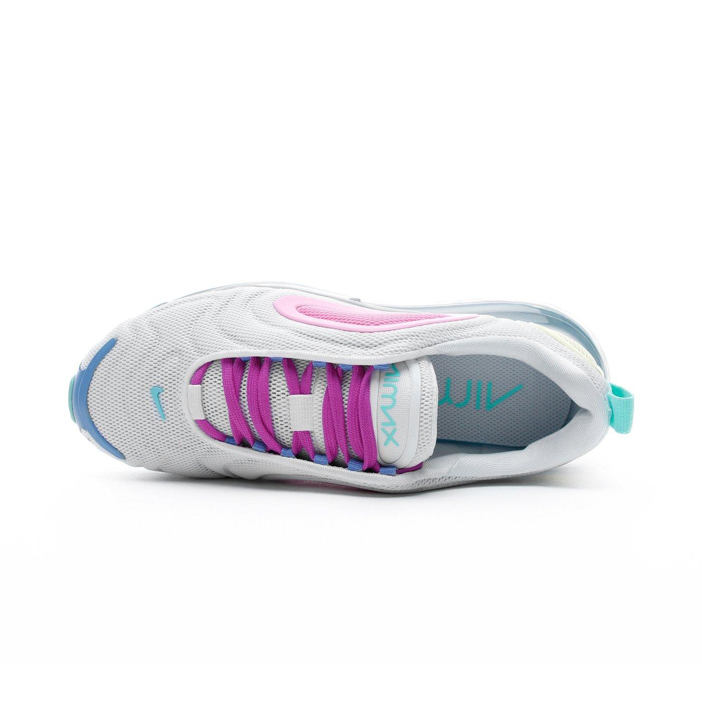 Nike Air Max 720 Beyaz - Mor Kadın Spor Ayakkabı