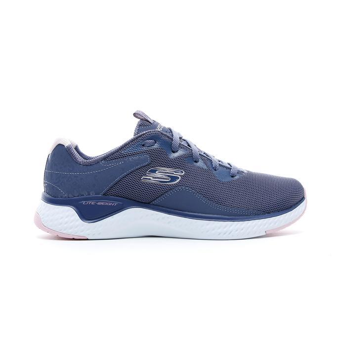 Skechers Solar Fuse  Mavi Kadın Spor Ayakkabı