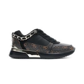 Guess Mian3 Kadın Siyah Spor Ayakkabı