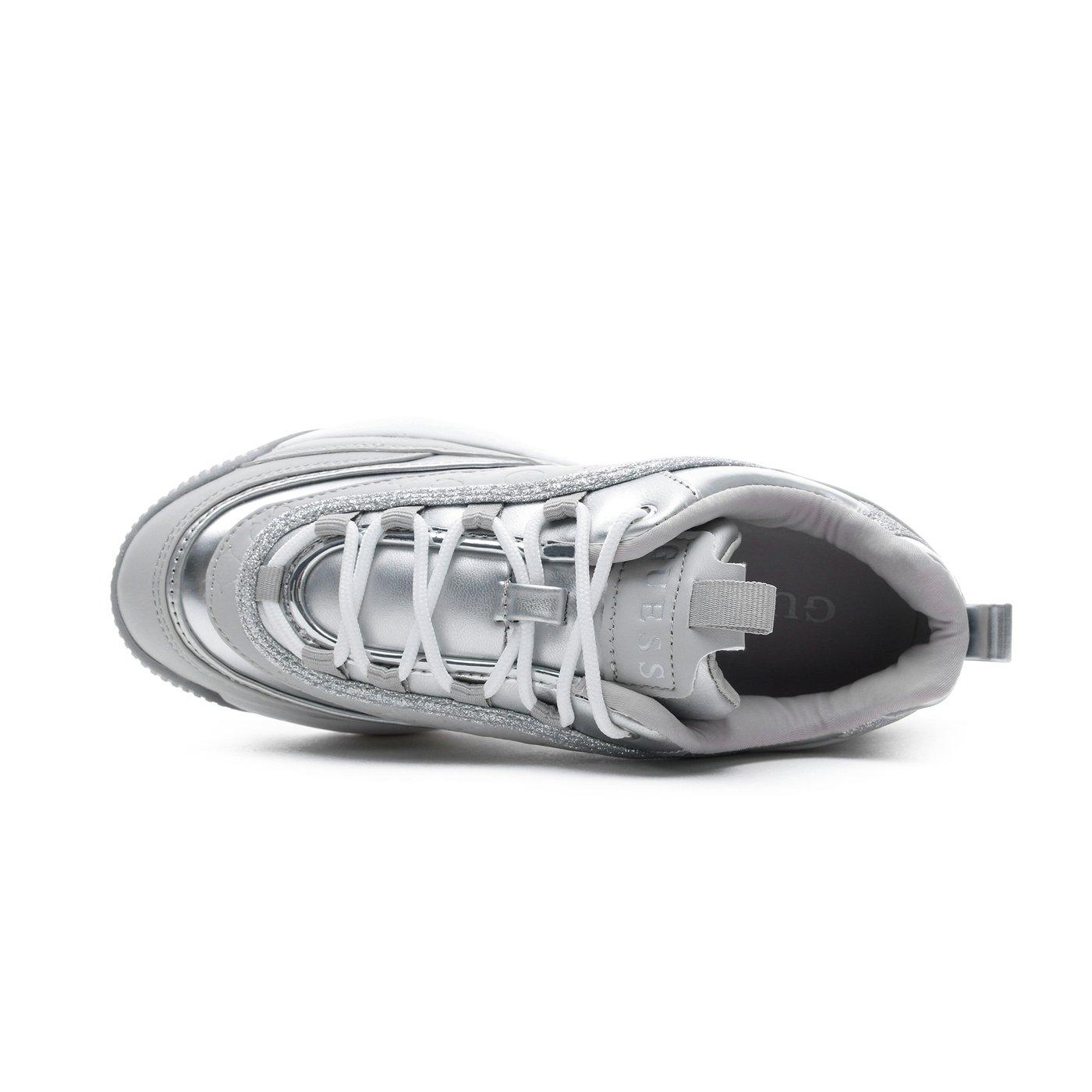 Guess Kaysie Gri Kadın Spor Ayakkabı
