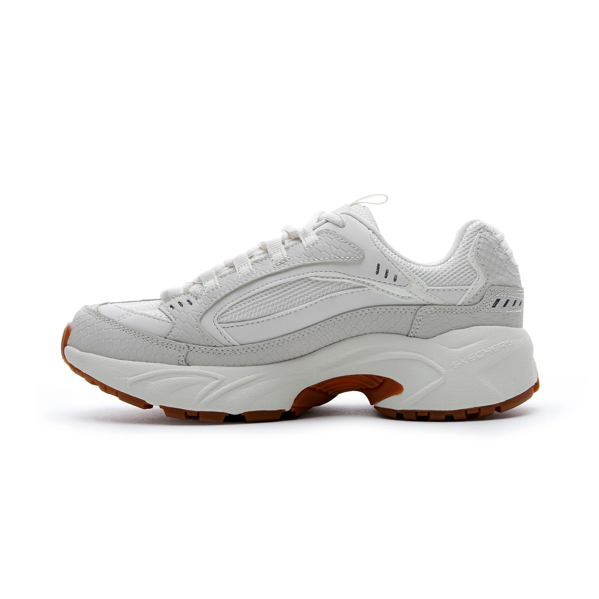 Skechers Stamina-Classy Trail Beyaz Kadın Spor Ayakkabı