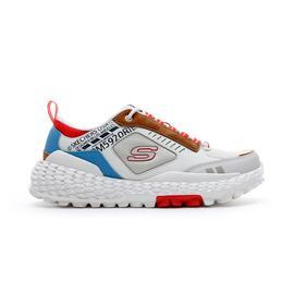 Skechers Skechers Monster Beyaz Erkek Spor Ayakkabı
