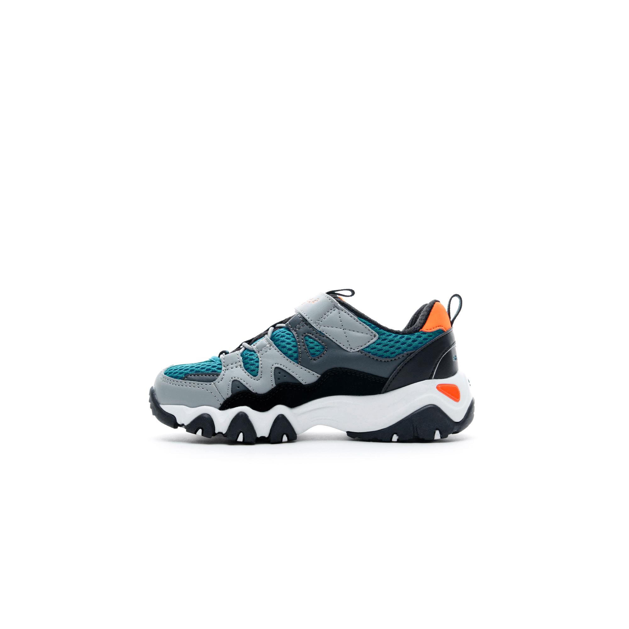 Skechers D'Lites 2,0 - Nano-Waves Gri Çocuk Spor Ayakkabı