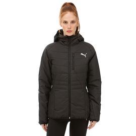 Puma Warmcell Padded Kadın Siyah Mont