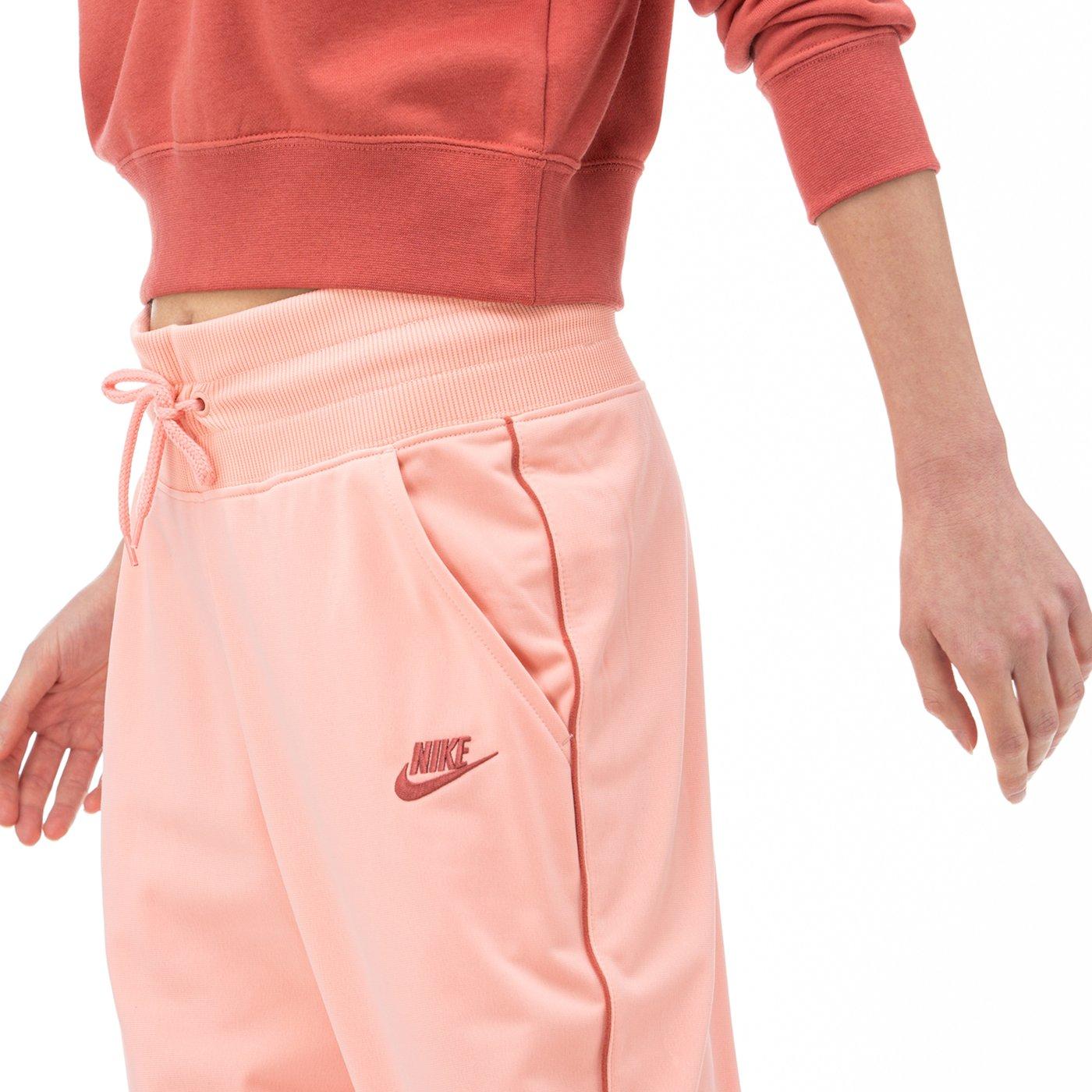 Nike Heritage Kadın Pembe Eşofman Altı