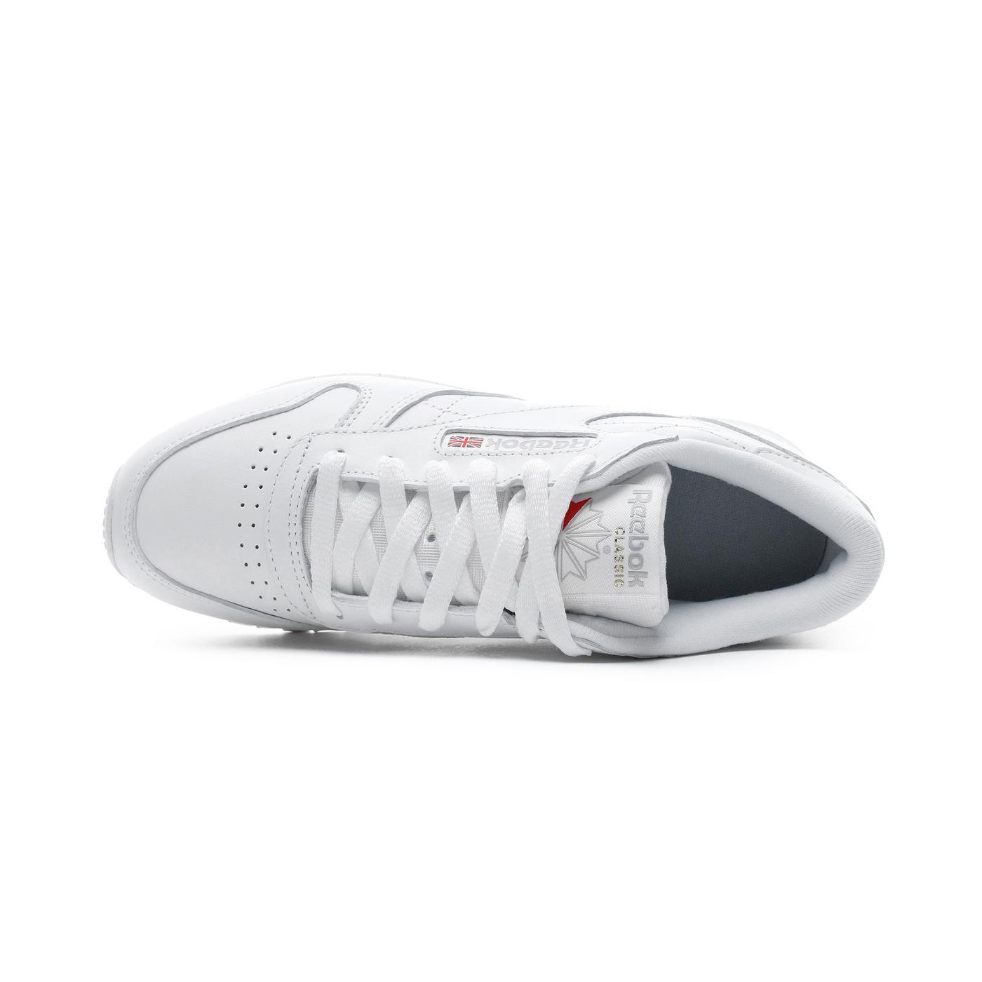 Reebok Classic Leather Kadın Beyaz Spor Ayakkabı