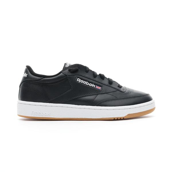 Reebok Club C 85 Erkek Siyah Spor Ayakkabı