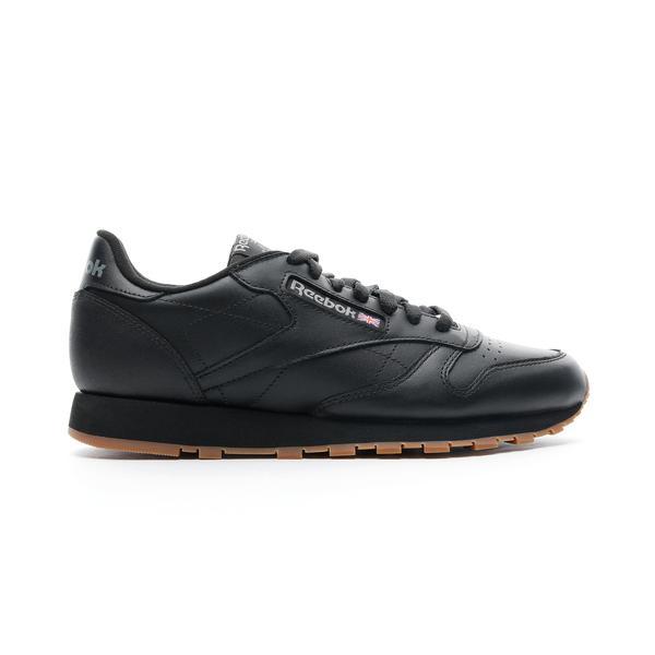 Reebok Classic Leather Erkek Siyah Spor Ayakkabı