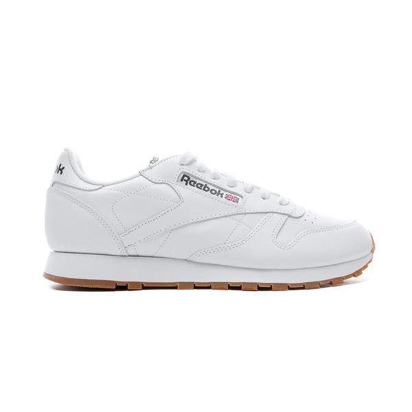 Reebok Classic Leather Erkek Beyaz Spor Ayakkabı