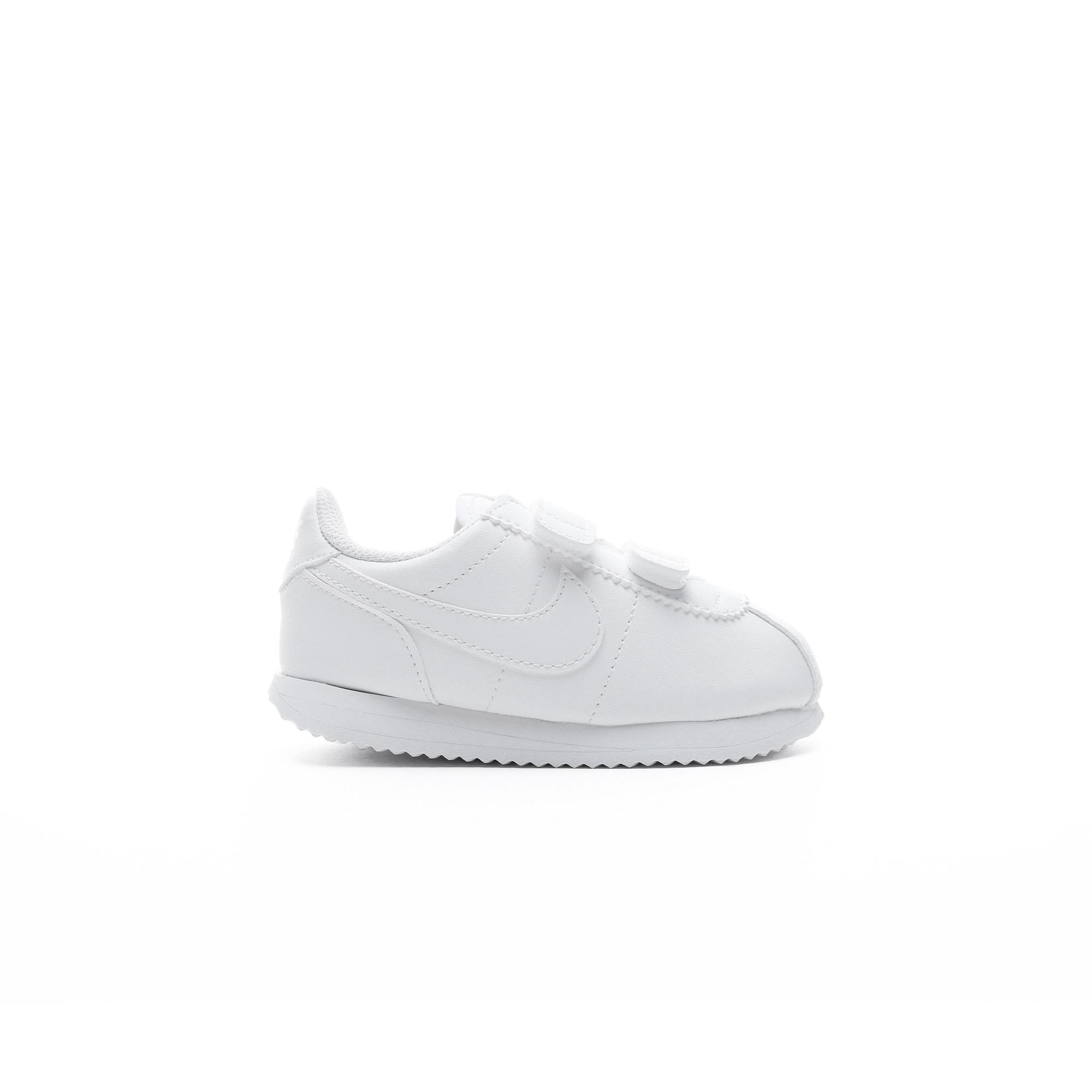 Nike Cortez Basic Sl Beyaz Bebek Spor Ayakkabı