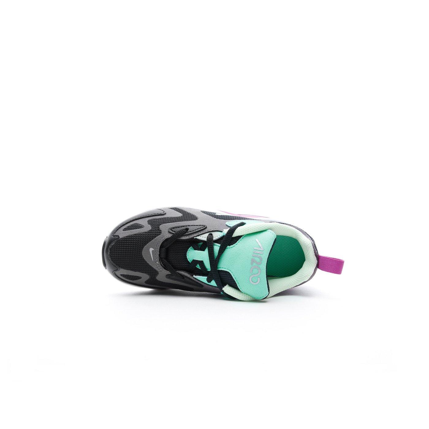Nike Air Max 200 Siyah Çocuk Spor Ayakkabı