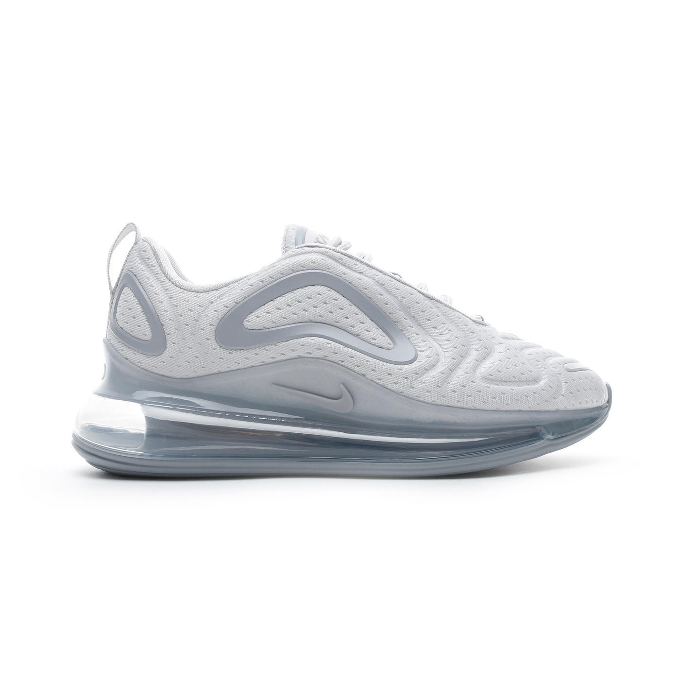 Nike Air Max 720 Gri Kadın Spor Ayakkabı
