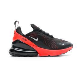 Nike Air Max 270 Siyah - Kırmızı Kadın Spor Ayakkabı