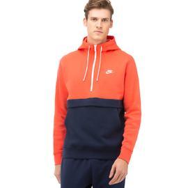 Nike Club Turuncu Erkek Sweatshirt
