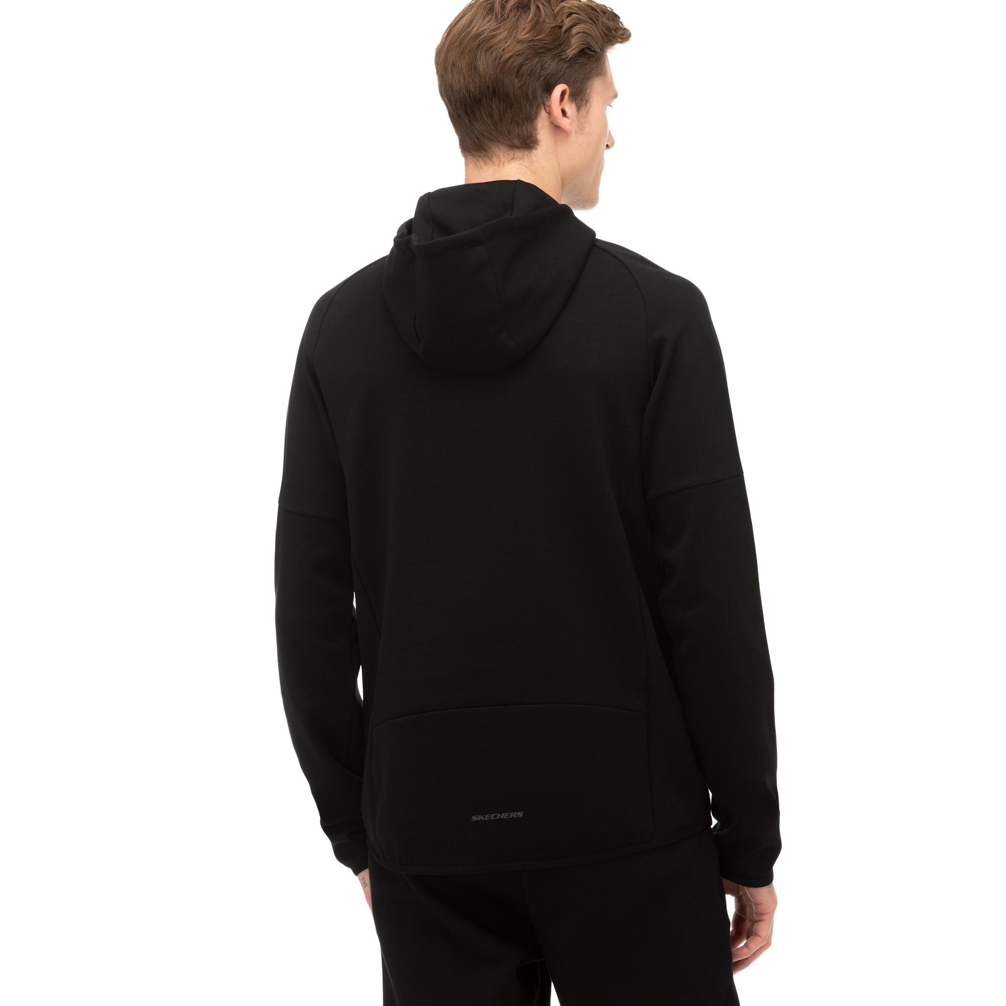 Skechers 2X I-Lock FLX Siyah Erkek Sweatshirt