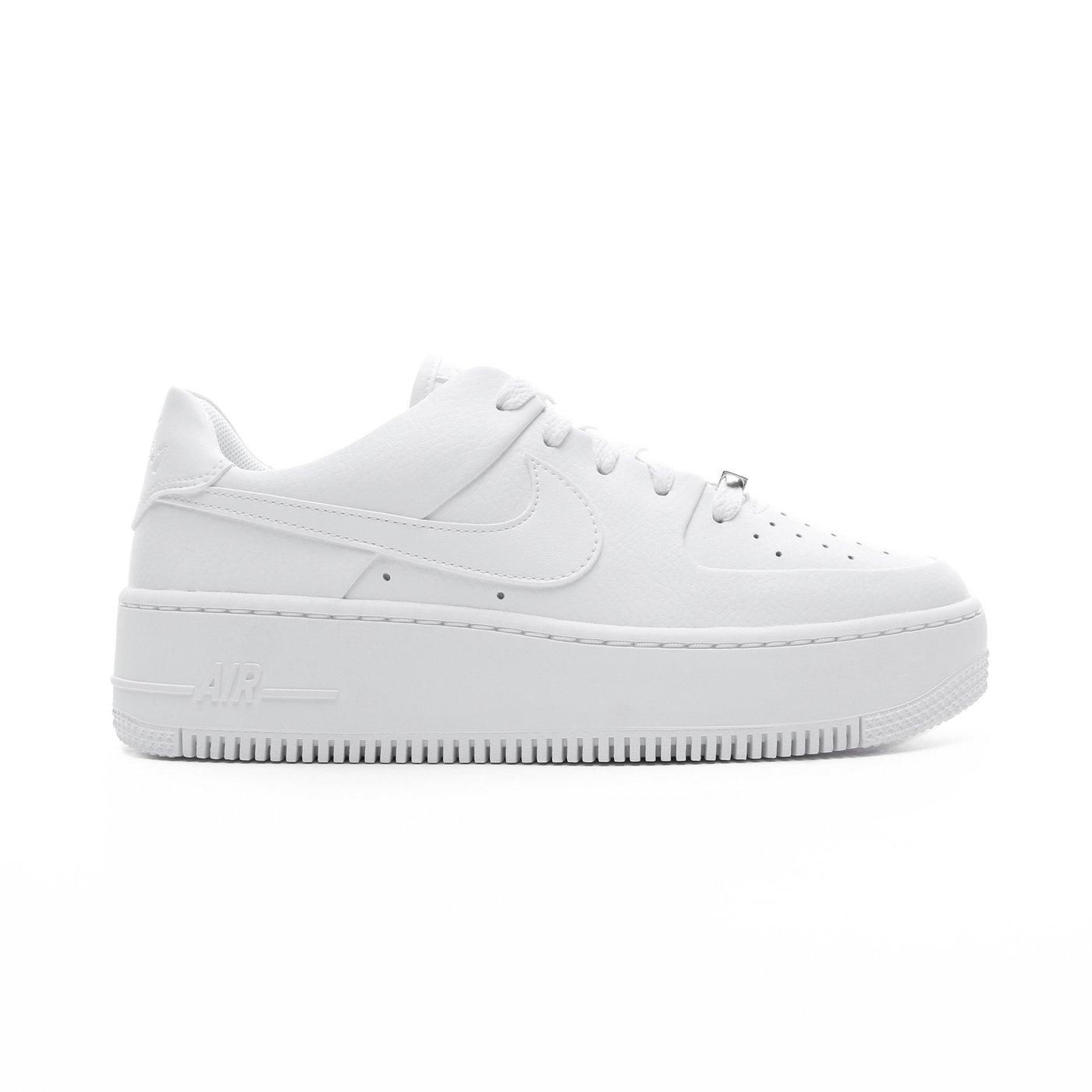 Nike Air Force 1 Sage Low Kadın Beyaz Spor Ayakkabı