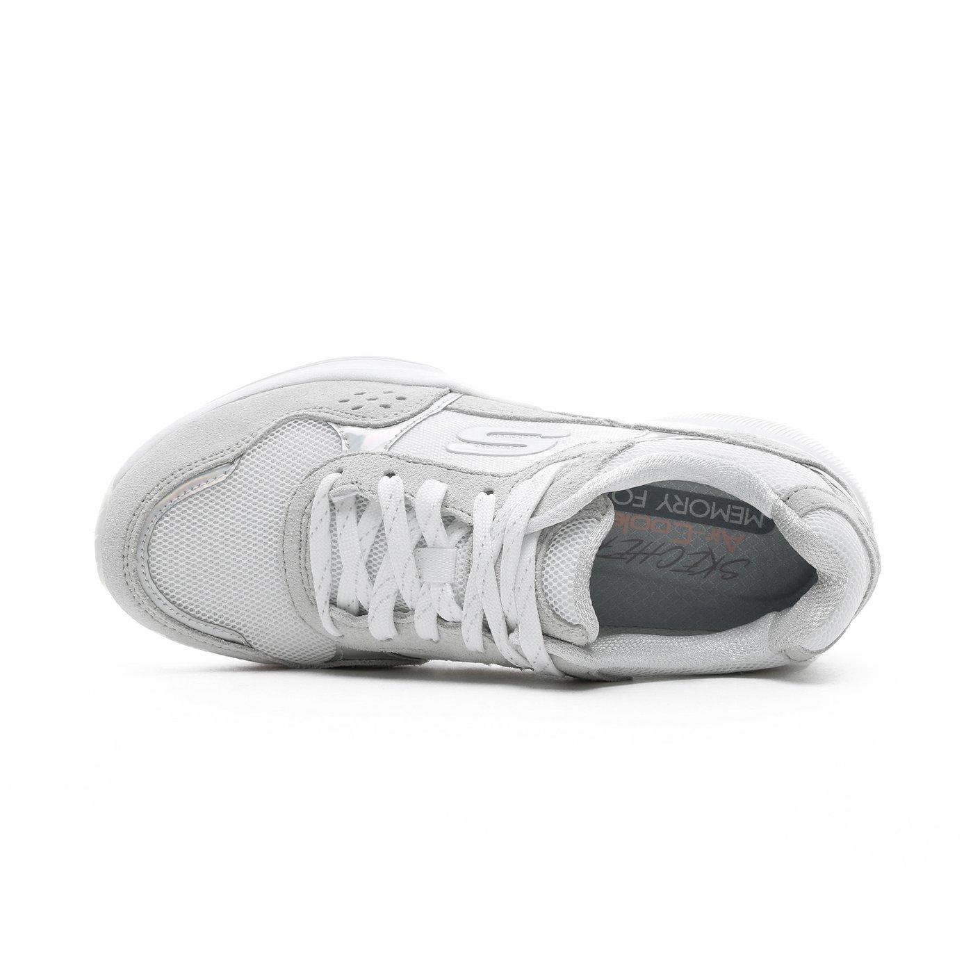 Skechers Meridian-No Worries Kadın Beyaz Spor Ayakkabı