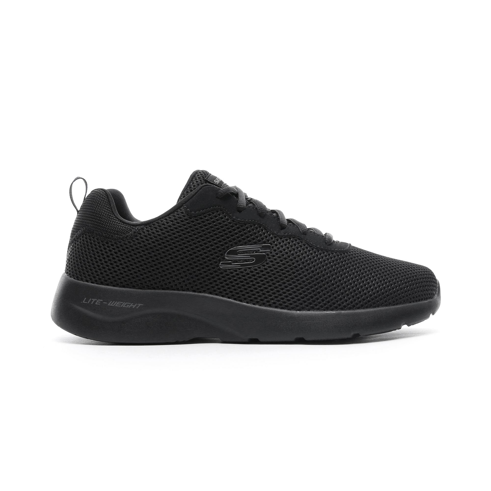 Skechers Dynamight 2.0- Rayhill Erkek Siyah Spor Ayakkabı