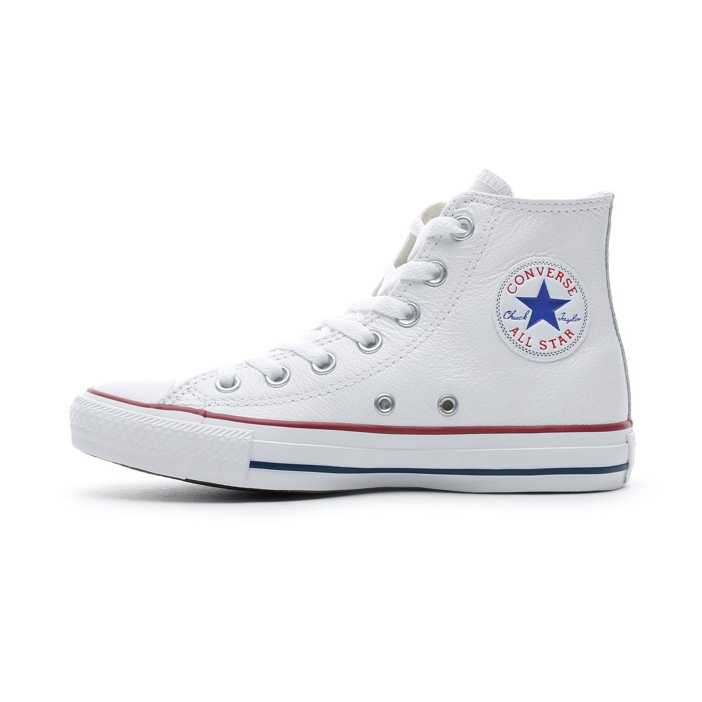 Converse Chuck Taylor Hi Unisex Beyaz Sneaker